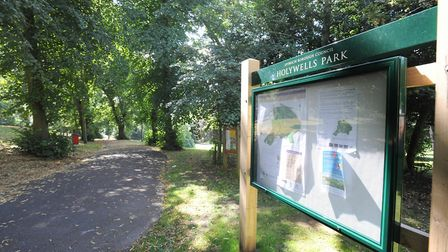 Holywells Park in Ipswich will hold a spring fun event for all the family