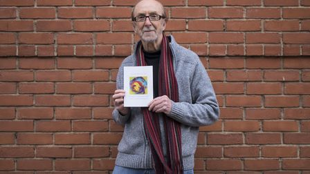 Peter Watkins and his poetry collection, Enough to Love a Multitude: Poems for the Spirit in Dispiri