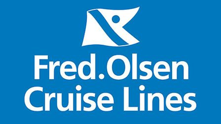 Fred. Olsen Cruise Lines has been based in Ipswich for more than 30 years Picture: FRED. OLSEN CRUIS
