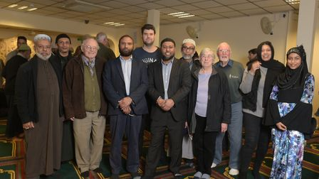 Ipswich Mosque held an open day earlier this month where it encouraged different faiths to come toge