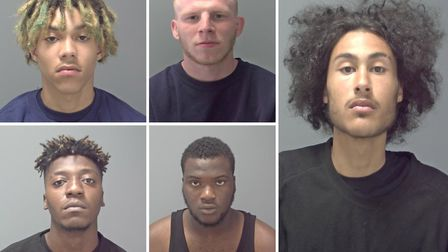 Five people found guilty for killing Tavis Spencer-Aitkens: Clockwise, from top left: Kyreis Davies,