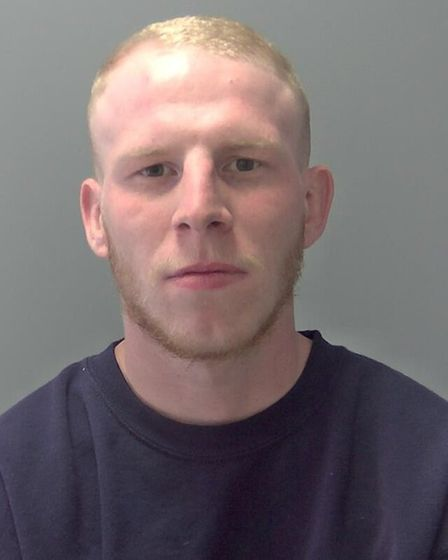 Callum Plaats was cleared of murder but convicted of manslaughter Picture: Suffolk Police