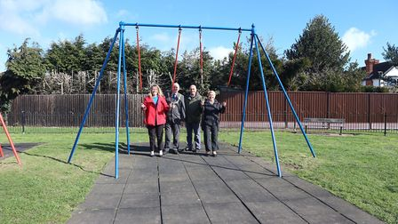 Three of Felixstowe's parks will receive an upgrade Picture: SUFFOLK COASTAL DISTRICT COUNCIL