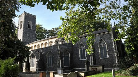 St Clement's Church in Ipswich. Picture: SARAH LUCY BROWN