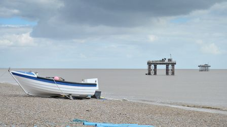 Suffolk is set for a mainly dry day with the risk of evening showers PIcture: SARAH LUCY BROWN