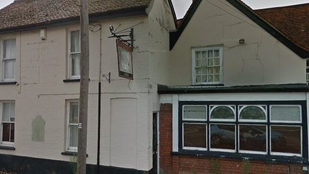 The Maypole, in Old Norwich Road, is just one of the many pubs to close down. Photo: Google.