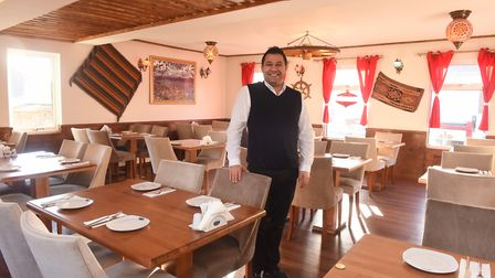 Other international restaurants include Ararat, which serves Turkish cuisine Picture: LUCY TAYLOR