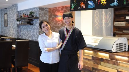 Japanese restaurant Takayama is Ipswich's top-rated on TripAdvisor. Picture: SARAH LUCY BROWN