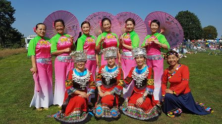 Colourful scenes from the 2018 One Big Multicultural Festival at Alexandra Park Picture: RACHEL EDGE