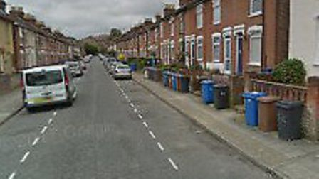 Finchley Road in Ipswich. Picture: GOOGLE MAPS