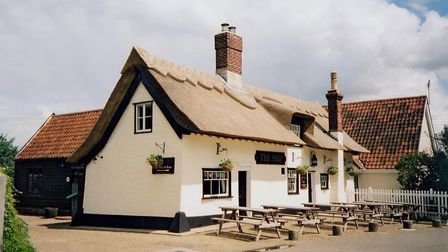 The Ship Inn has suffered devastating fires twice before Picture: ARCHANT