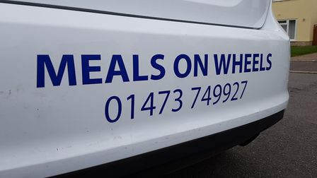 The Meals on Wheels service is run by the charity Aspect Living. Picture: RACHEL EDGE
