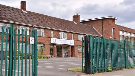 Westbourne Academy in Marlow Road, Ipswich has been rated 'good' by Ofsted Picture: SARAH LUCY BROWN