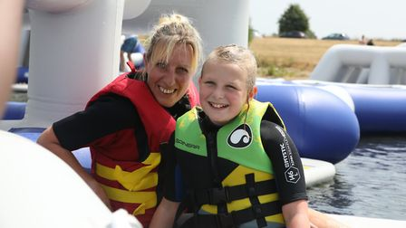 Aqua Park Suffolk is getting ready to welcome customers again for 2019 Picture: SPOTTYDOG COMMUNICAT