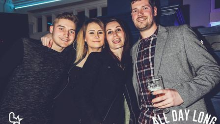 Were you in Yates in Ipswich on Saturday, March 16th? Picture: LICKLIST