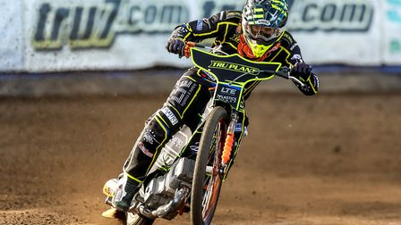 Krystian Pieszczek, makes his debut for the Witches this week. PICTURE STEVE WALLER www.stephe