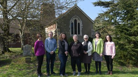 A group from All Saints Church is Kesgrave is looking to raise £80,000 this summer to fund new wirin