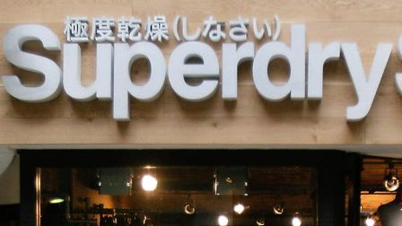 Superdry has revealed it will open its Ipswich store in May.