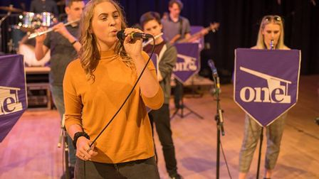 Ipswich student Daisy Jackaman will perform at the concert before going to study at the prestigious