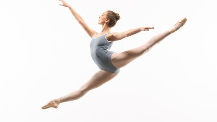 Olivia Boyd of the Central School of Ballet in London Picture: AMBER HUNT