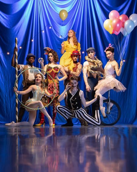 Carousel Dances by Ballet Central Picture: AMBER HUNT