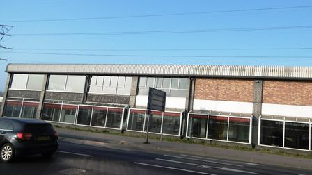 The former Donalds car showroom and service centre in sold Picture: DAVID VINCENT