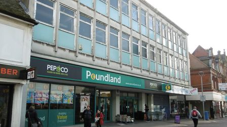 The former Woolworths in Carr Street, Ipswich, now home to Poundland, has been sold as an investment
