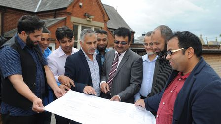 Shahjalal purchased a site in Argyle Street to accomadate a growing community of muslims in Ipswich