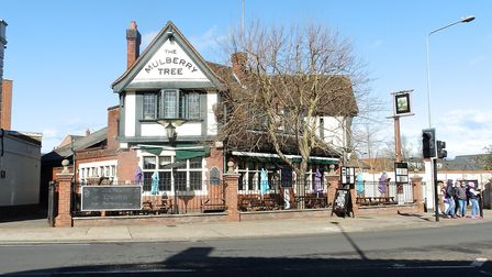 Plans have been submitted to convert the former Mulbery Tree pub into a community centre Picture: CO