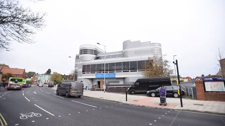 Former Odeon Cinema on St Margaret's Street, Ipswich is set to be reopened by the Hope Church Pictur