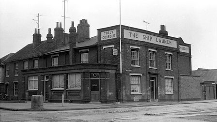 An outside view of the Ship Launch pub Picture: ARCHANT