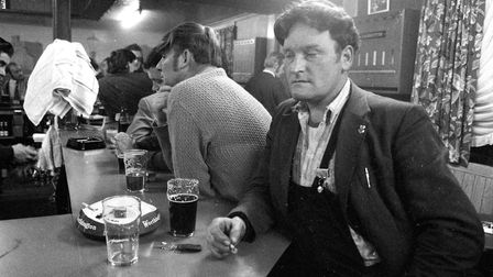Did you go to the Ship Launch pub or recognise any of these faces? Picture: ARCHANT