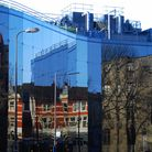 Reflections of Willis in Princes Street