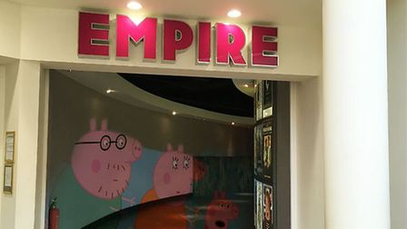 Parents have spoken of a horrible experience at Empire Cinema in Ipswich Buttermarket after a horror