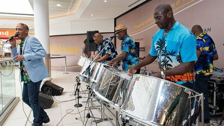 The Summer Carnival was held at the Sailmakers Shopping Centre and an event celebrating the Windrush