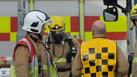 Suffolk emergency services were called to a chemical spill in Felixstowe Picture: ARCHANT