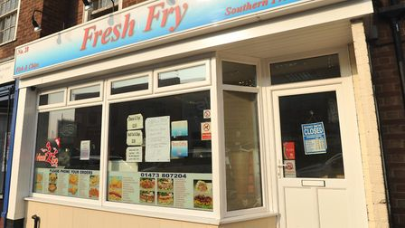 Fresh Fry fish and chip shop in Grimwade Street, is closing in June 2019 to make way for the new aff