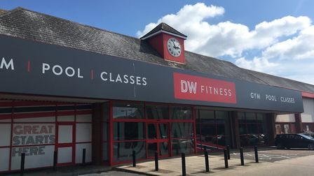The site housing Ipswich's DW Fitness and Orwell Motorcycles in Ranelagh Road has been sold to Highc