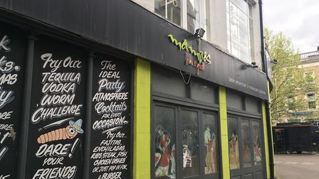 Honey + Harvey has revealed plans to transform the former site of Mambos Bar and Grill in Queen Stre