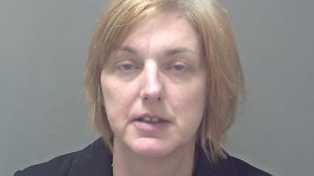 Rebecca Mowat, of Humber Doucy Lane in Ipswich, has been jailed for three years Picture: SUFFOLK POL