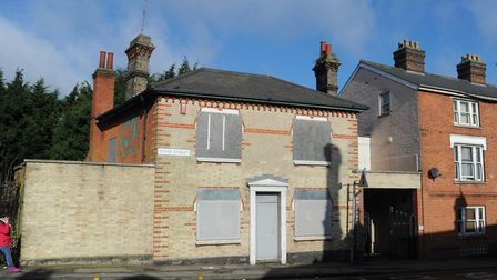 The former Defiance pub on Stoke Street. Picture: ARCHANT