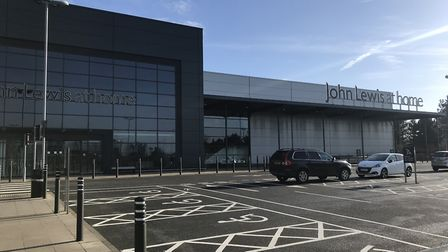 Waitrose and John Lewis At Home have submitted an application for new ANPR cameras Picture: CHARLOTT