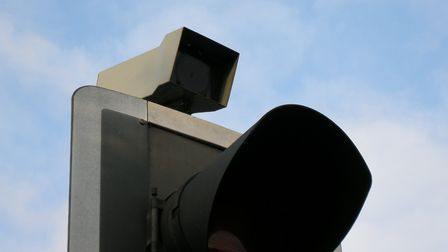 ANPR cameras are often used to track the time spent by vehicles in car parks Picture: NAOMI CASSIDY
