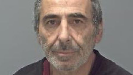 Salvatore dellabella, of Ipswich, who has been jailed at Ipswich Crown Court for possession of crack