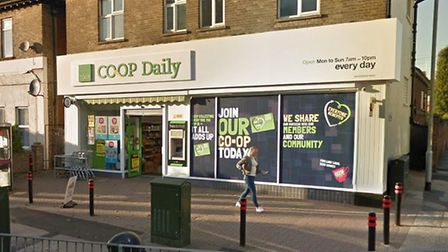 The East of England Co-op on Woodbridge Road, Ipswich Picture: GOOGLE MAPS