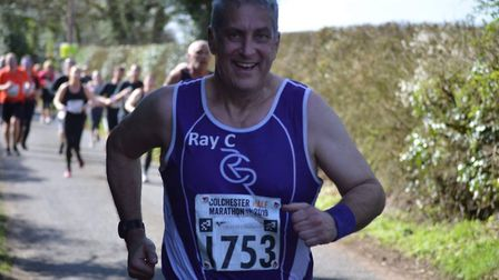 Ray, 59, has developed a love for running and backs a initiative by Suffolk GPs to prescribe parkrun