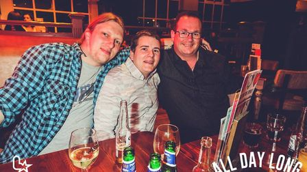 Were you at Yates in Ipswich on Saturday, May 4th? Picture: LICKLIST