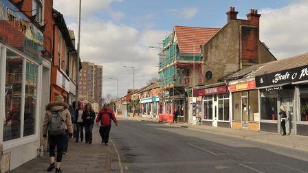 The attempted robbery is alleged to have taken place on Norwich Road. Stock image. Picture: SARAH L