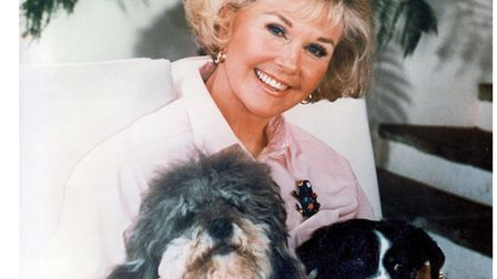 Doris Day, who has died aged 97. Picture: PA Photo/Courtesy Arwin Productions.