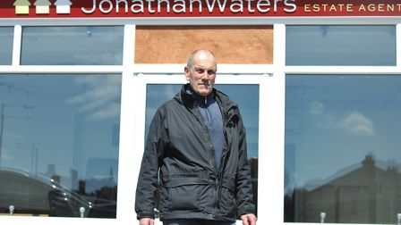 Landlord Tony Molyneux has been left out of pocket after Jonathan Waters Estate Agents Limited in I